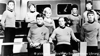 Urbesetzung der Enterprise (Foto: dpa)