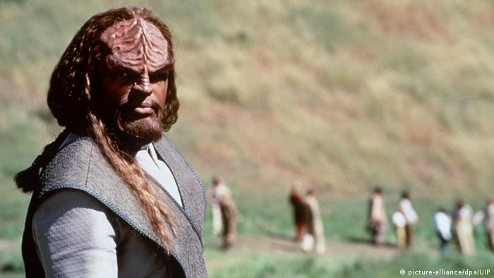 Worf in Star Trek: Insurrection (Foto: dpa)