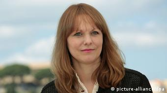 Director Maren Ade in Cannes, photo: dpa