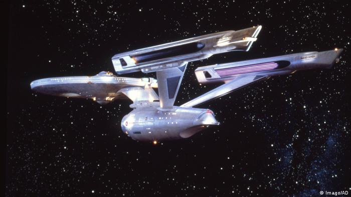 Star Trek: la nave espacial Enterprise en 1979 (Foto: imago)