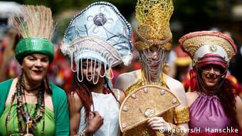 Carnival of Cultures in Berlin REUTERS/Hannibal Hanschke