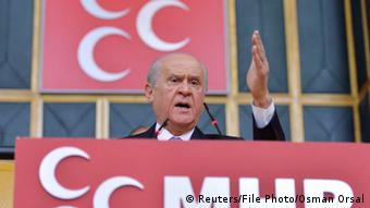 Türkei Ankara MHP