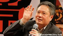 Film director Ang Lee Copyright: picture alliance/ANN/China Daily