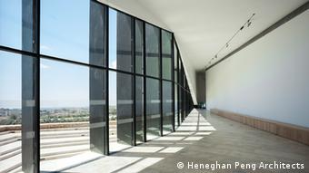 Palestinian Museum in Birzeit, West Bank, Copyright: Heneghan Peng Architects