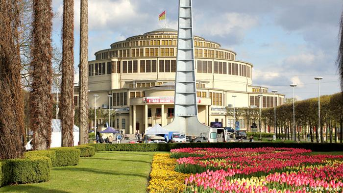 Rediscover modernist architecture in Wrocaw All media content