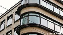 ++++++++++++++++++++++++++ 23.04.2016 ++++++++++++++++++++++++ Polen Breslau Bauhaus Architektur Kaufhaus Rudolf Petersdorff von Erich Mendelsohn (c) DW/N. Wojcik
