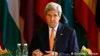 US-Außenminister Kerry wird in Peking erwartet. (Foto: Reuters)