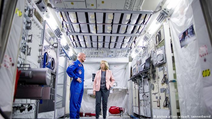 Deutschland Europäisches Astronautenzentrum der ESA in Köln (picture alliance/dpa/R. Vennenbernd)
