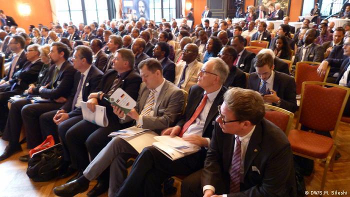 München Konferenz Ethiopia - Africa's new business destination