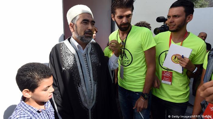 Tunesien Homosexualität Shams-Vereinigung - Gespräche mit Priester