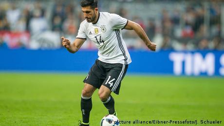 Deutschland Emre Can