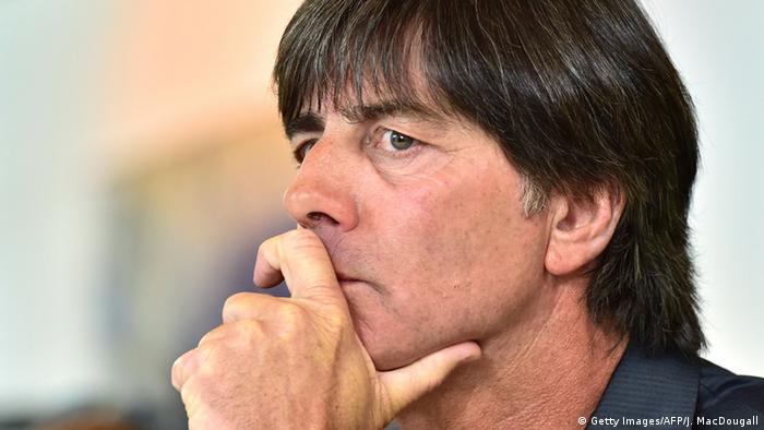 Deutschland Französische Botschaft - Vorstellung EM-Kader Joachim Löw