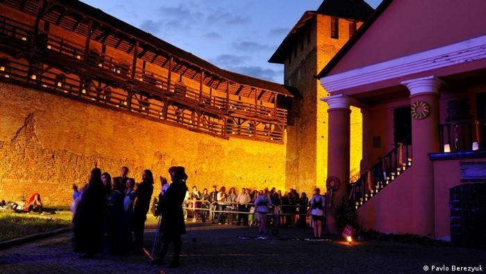 Після трирічної перерви цього року відновиться фестиваль Ніч у Луцькому замку