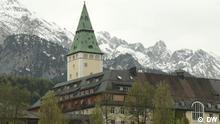 ***ACHTUNG: Bild nur für Euromaxx verwenden!*** Titel: Euromaxx Schloss Elmau Copy: DW