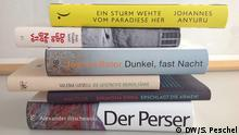 Internationaler Literaturpreis 2016 Die Shortlist-Titel