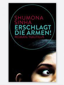 Book cover 'Erschlagt die Armen!'
