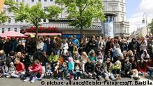 15.05.2016 *** Karneval der Kulturen 2016 in Kreuzberg. Berlin, 15.05.2016 | Verwendung weltweit © picture-alliance/Geisler-Fotopress/T. Bartilla