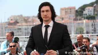 Adam Driver, star of the film Paterson (picture alliance/dpa)