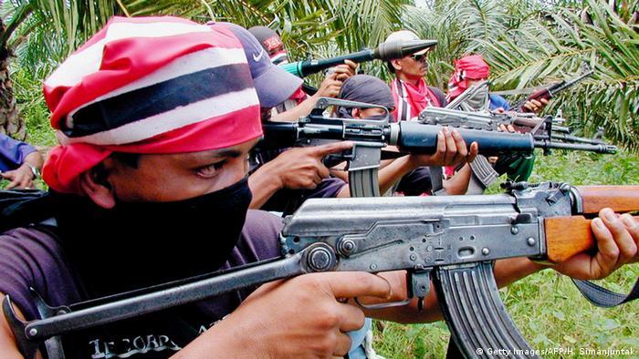 Indonesien Bürgerkrieg