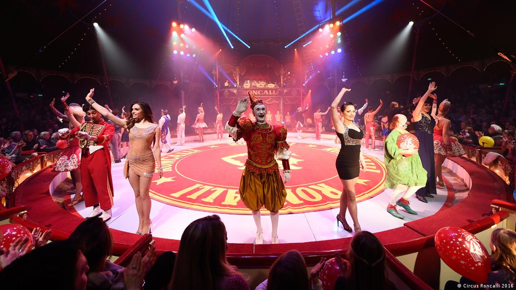 Image result for circus theater roncalli circus roncalli 16 august