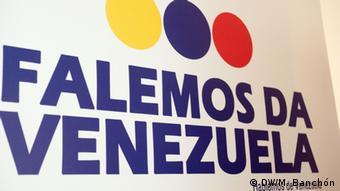 Eurolat Veranstaltung Falemos da Venezuela