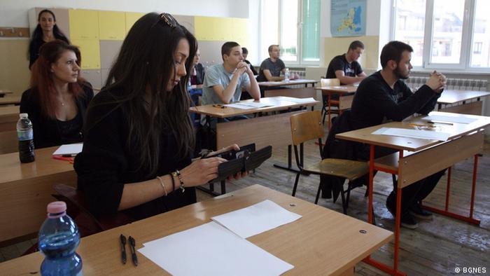 Bulgarien Abiturprüfung