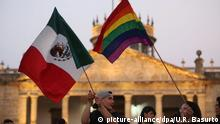 Mexiko Internationaler Tag gegen Homophobie