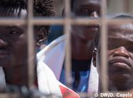 Prihvatni centri ili zatvori za izbjeglice?