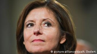 Deutschland Mainz Malu Dreyer besorgt