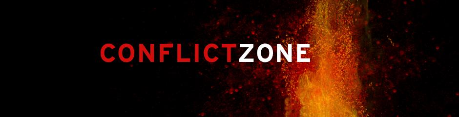 05.2016 DW Conflict Zone (Themenheader)