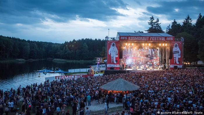 Фестиваль Kosmonaut-Festival