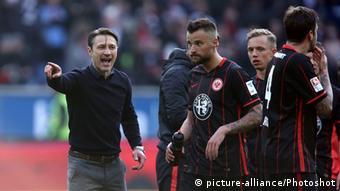 Deutschland Fußball Bundesliga Eintracht Frankfurt - 1. FSV Mainz 05