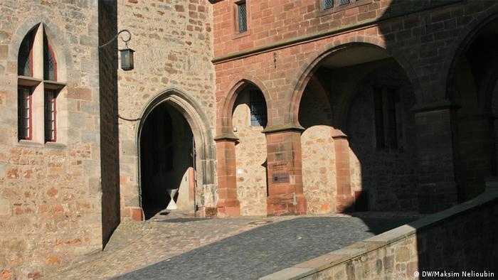 Марбургский замок