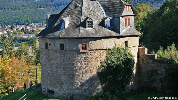 Ведьмина башня, она же - Белая башня, Марбург