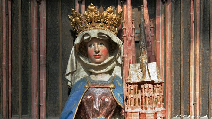 Святая Елизавета Тюрингская, Марбург