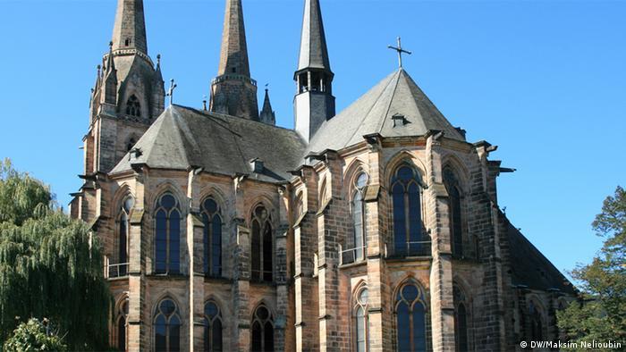 Храм Святой Елизаветы, Марбург