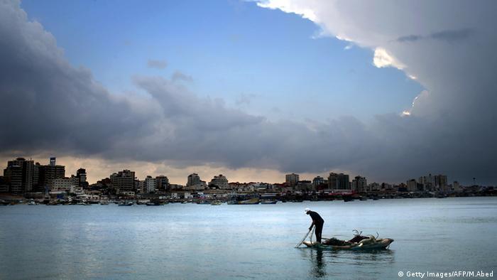 Fischmarkt in Gaza Stadt