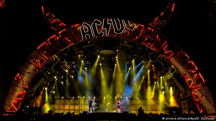 AC/DC, Copyright picture-alliance/dpa/ D. DeSlover