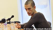 Pyotr Pavlensky Moskau Russland