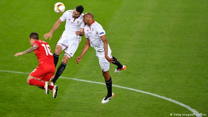 Fußball Liverpool vs Sevilla Europa League