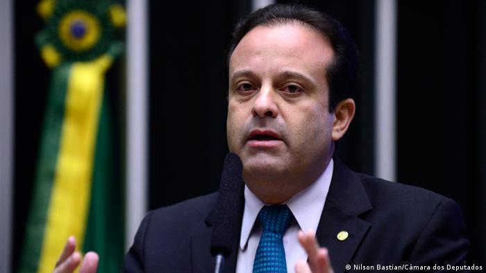 Brasilien Politiker Andre Moura (Nilson Bastian/Câmara dos Deputados)