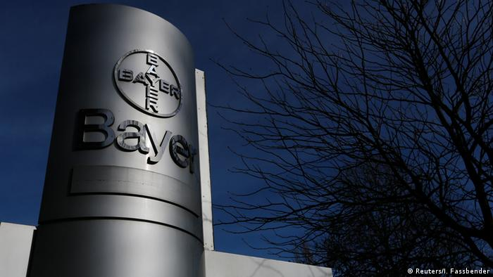 Bayer AG Logo (Foto: Reuters)