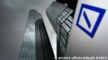 Zentrale der Deutschen Bank Frankfurt am Main