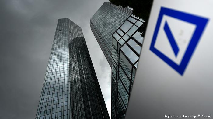Zentrale der Deutschen Bank Frankfurt am Main (picture-alliance/dpa/A.Dedert)
