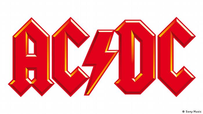 Band AC/DC Logo, Copyright: Sonymusic