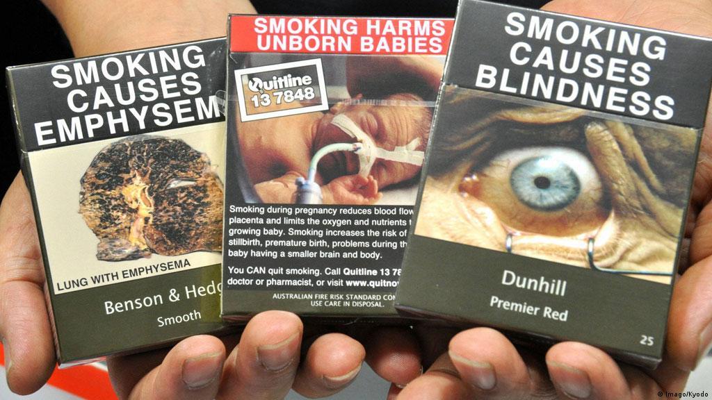 Who Tobacco Lobby Blocking Anti Smoking Measures News Dw