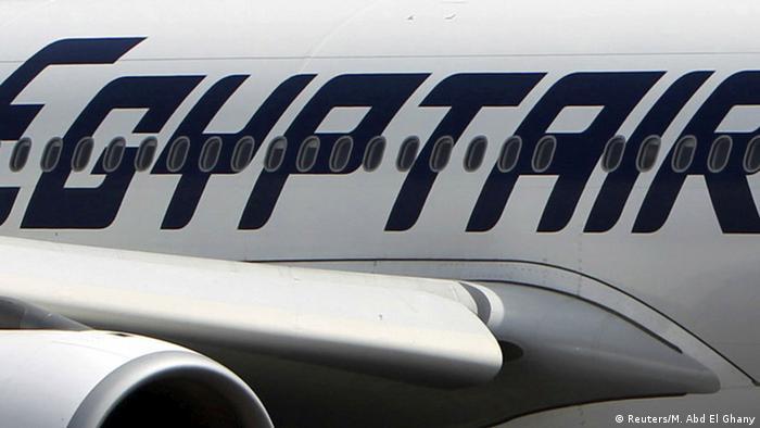 Ägypten Flugzeug der EgyptAir
