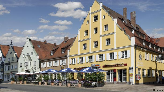 Donauwörth Altstadt
