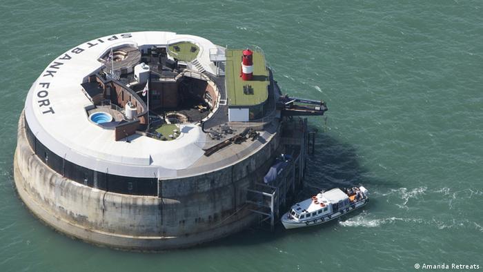 Великобритания: Форт Спитбанк