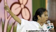 Indien Politiker in Assam - Mamata Bannerjee